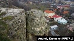 Крим, Сімферополь, Петровські скелі, ілюстраційне фото