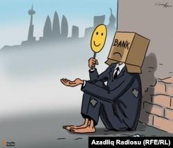 Gündüz Ağayev. Karikatura