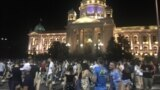 Protest studenata u Beogradu