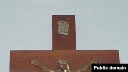 Речник Ватикану: «Хрест із розп'яттям Ісуса – символ Божої любові, відкритої для всього людства»