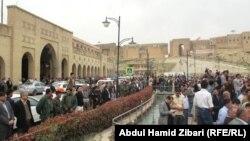 Годовщина атаки на Халабжа. Поминальная церемония. Ирак. Ирбиль. 16 марта 2013