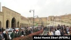 اربيل: احياء ذكرى ضحايا حلبجة