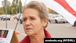 Тацяна Канеўская, архіўнае фота