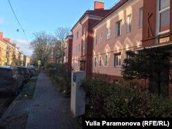Улица Чернышевского, где произошло убийство