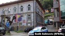 Zgrada CIK BiH u Sarajavu