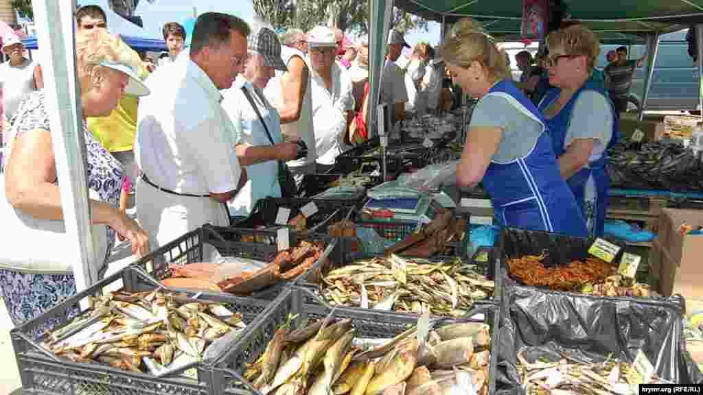 День рыбака в Севастополе, 9 июля 2017 года