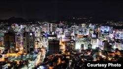 Сеул.