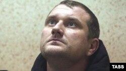 Украинский моряк Денис Гриценко, захваченный ФСБ 28 ноября 2018 года