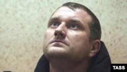 Затриманий Росією український моряк Денис Гриценко