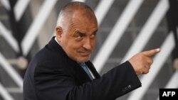На 16 април 2017 г. Бойко Борисов все още не е министър-председател