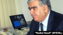 Гул Шералӣ, вазири энержӣ ва саноати Тоҷикистон