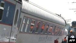 33 человека пострадали в результате крушения поезда «Невский экспресс» в Новгородской области поздно вечером в понедельник