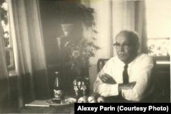 Василий Парин. Фото из семейного архива