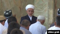 Саидмукаррам Абдулкодирзода, муфтий и глава Исламского центра Таджикистана