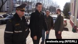 Сяргея Пальчэўскага вядуць у суд