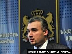 Georgian Deputy Foreign Minister Sergi Kapanadze