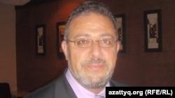 Яхья Хенди, имам Джорджтаунского университета США. Актобе, 18 июня 2012 года.