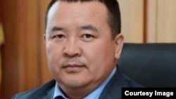 Қырғызстанның экс-президенті Алмазбек Атамбаевтың бұрынғы кеңесшісі Икрамжан Илмиянов.