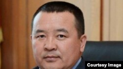 Икрамжан Илмиянов, соратник бывшего президента Кыргызстана Алмазбека Атамбаева.