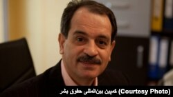 Mohammad Ali Taheri, alleged Psymentologist and spiritual master in an undated photo
