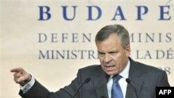 NATO-nun baş katibi Yap de Hoop Sxeffer