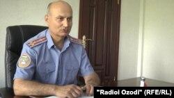 Мирзо Сафаров, муовини раиси Бозрасии Давлатии Автомобилии Тоҷикистон