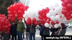 Бишкекте миграция күнү белгиленди.