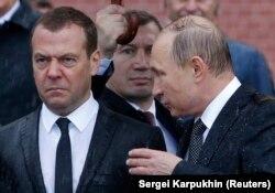 """Одного преемника Владимир Путин уже """"подготовил и выпестовал"""". Тот продержался недолго"""