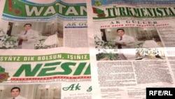 Geçen ýyl ýurduň şahyrasy Gözel Şagulyýewa prezidentiň ak gülleri gowy görýändigi hakda poema ýazypdy.