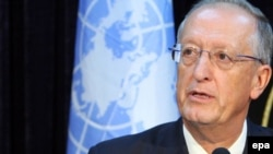 Директор Управления ООН по наркотикам и преступности Антонио Мария Коста