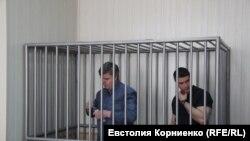Виктор Чудов и Михаил Хризман