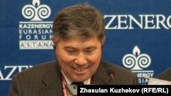 Қазақстан энергетика вице-министрі Ұзақбай Қарабалин.