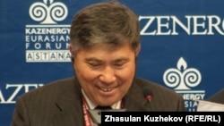Заместитель министра энергетики Казахстана Узакбай Карабалин.