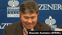 Ұзақбай Қарабалин, мұнай және газ министрі