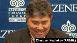 Министр нефти и газа Узакбай Карабалин.