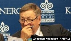 "Владимир Школьник, президент ""Казатомпрома""."