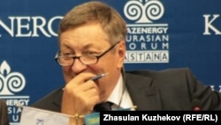 Қазақстан энергетика министрі Владимир Школьник.