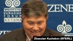 Вице-министр энергетики Узакбай Карабалин.