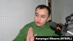Илим Карыбеков.