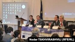 """საქართველო-ევროკავშირის პროგრამის """"მიზნობრივი ინიციატივის"""" პრეზენტაცია"""