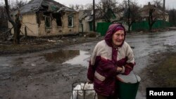 Дебальцеве, 13 березня 2015 року