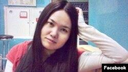 Писательница Аягуль Мантай, живущая в Москве.