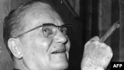 Иосип Броз Тито. 1967 год