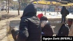 Migranti, Beograd, 5. mart