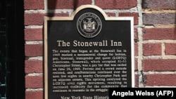 'The Stonewall Inn' gey meyxanası