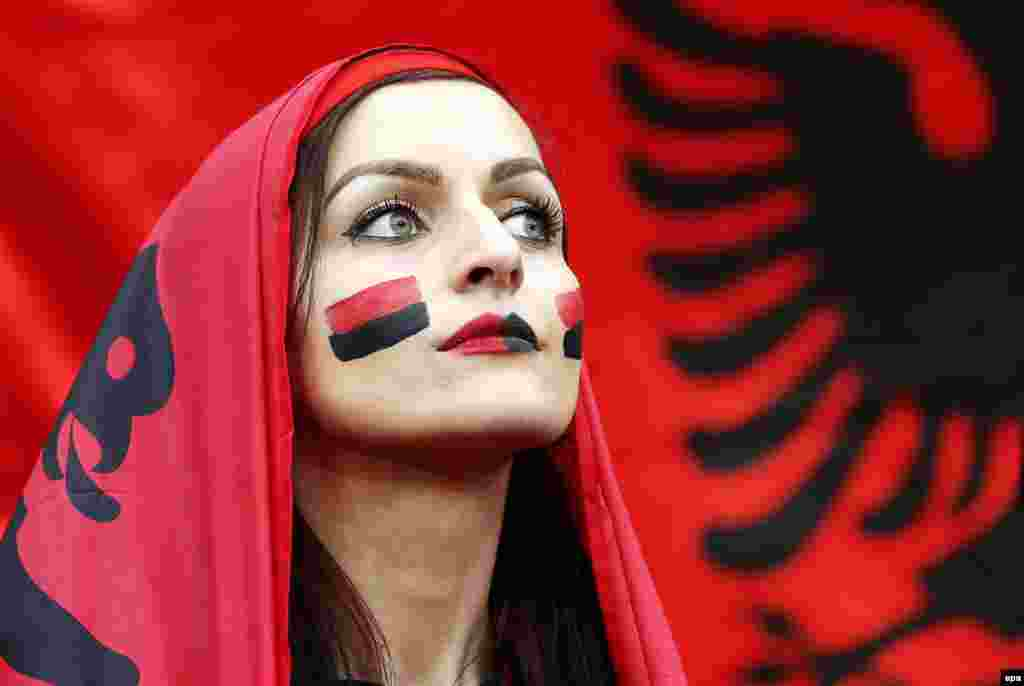 هوادار تیم البانی
