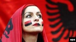 Tifoze e kombëtares së Shqipërisë