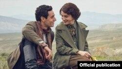 Əli və Ninonun filmdən ilk birgə fotosu