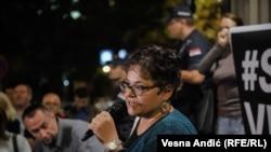 Vreme da sopstvenu sudbinu, sudbinu sopstvenih medija i sudbinu slobode govora u Srbiji uzmemo u sostvene ruke: Tamara Skroza