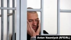 Станислав Клых в суде Грозного, 18 мая 2016 года